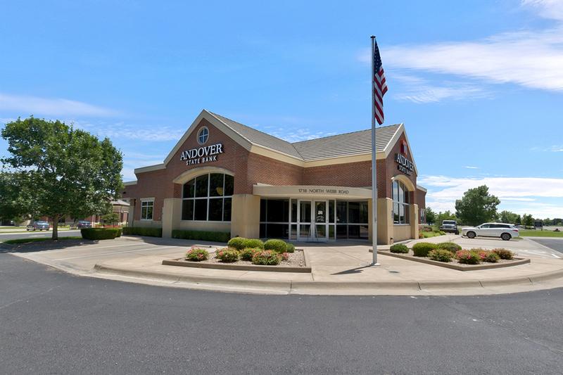 Andover State Bank in Waterfront