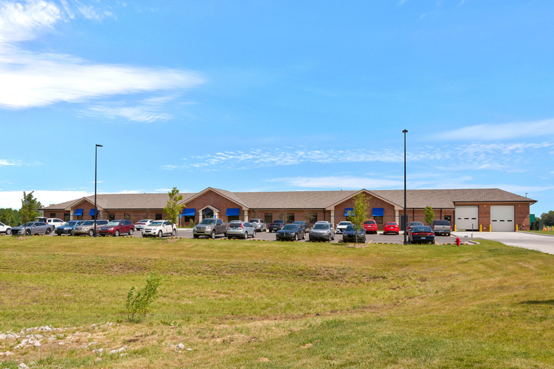 KHP Headquarters in Kechi