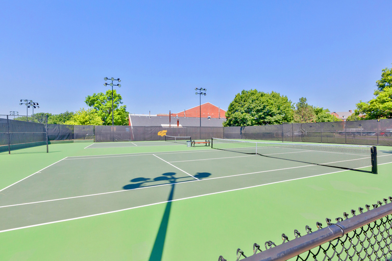 Coleman Tennis Complex